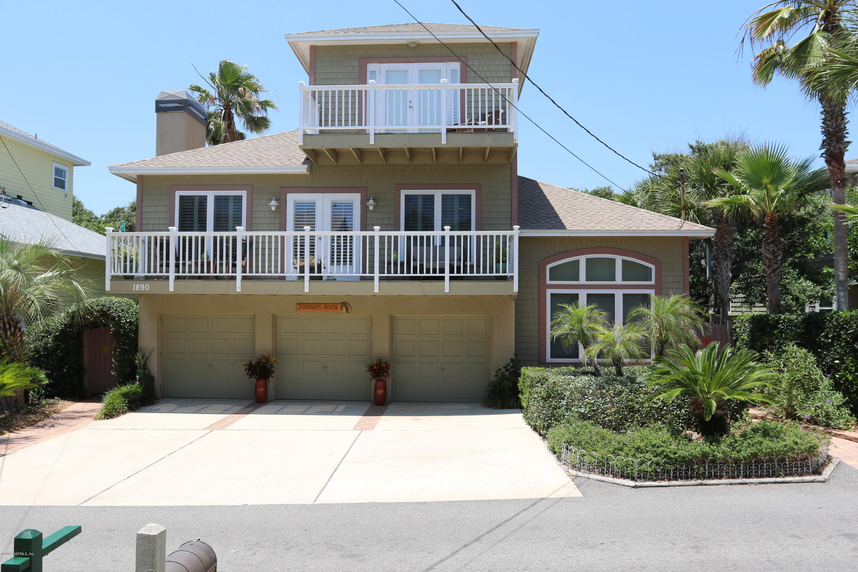 1890 BEACH, ATLANTIC BEACH, FLORIDA 32233, 5 Bedrooms Bedrooms, ,4 BathroomsBathrooms,Residential - single family,For sale,BEACH,997938