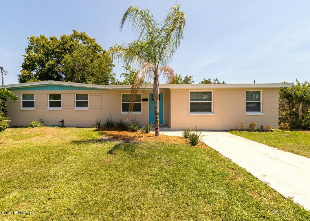 66 FORRESTAL, ATLANTIC BEACH, FLORIDA 32233, 3 Bedrooms Bedrooms, ,2 BathroomsBathrooms,Residential - single family,For sale,FORRESTAL,993374