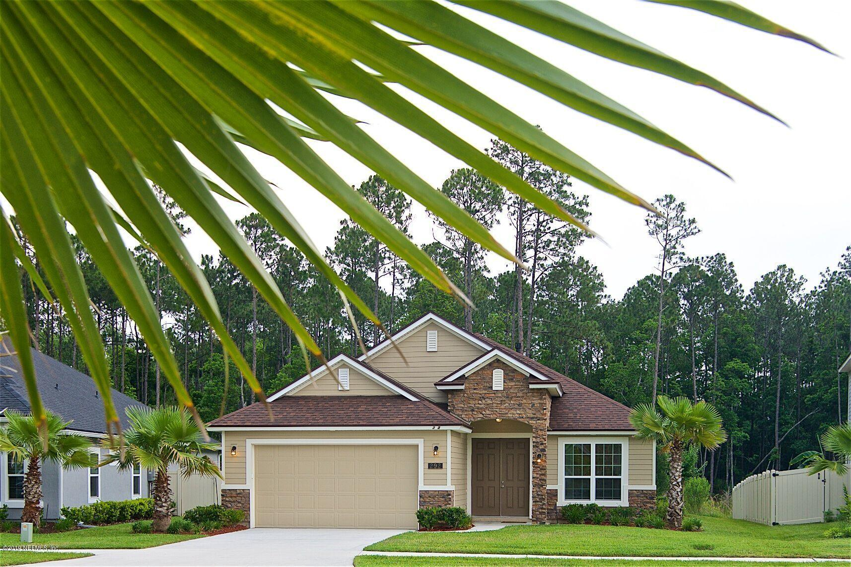 292 COCONUT PALM, PONTE VEDRA, FLORIDA 32081, 3 Bedrooms Bedrooms, ,2 BathroomsBathrooms,Residential - single family,For sale,COCONUT PALM,1000583