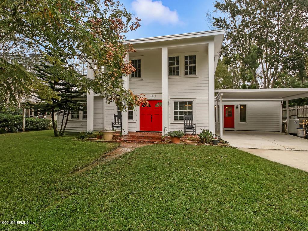 3893 Arden St Jacksonville, FL 32205