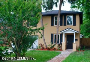 Photo of 1015 Barbara Ave, Jacksonville, Fl 32207 - MLS# 998920