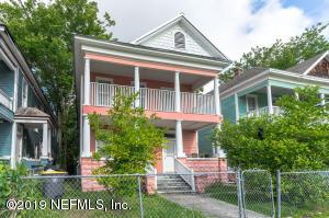 1834 WALNUT ST, JACKSONVILLE, FL 32206
