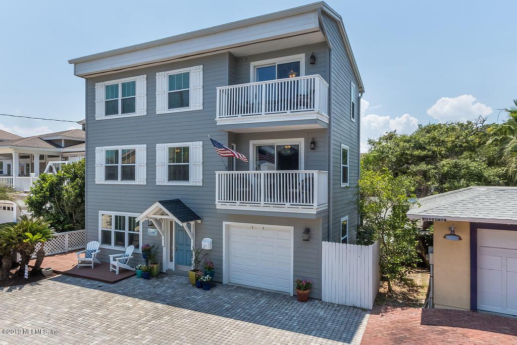 1892 BEACH, ATLANTIC BEACH, FLORIDA 32233, 3 Bedrooms Bedrooms, ,3 BathroomsBathrooms,Residential - single family,For sale,BEACH,999284