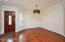 New Hardwood Flooring throughout most of the main floor living areas + bedrooms