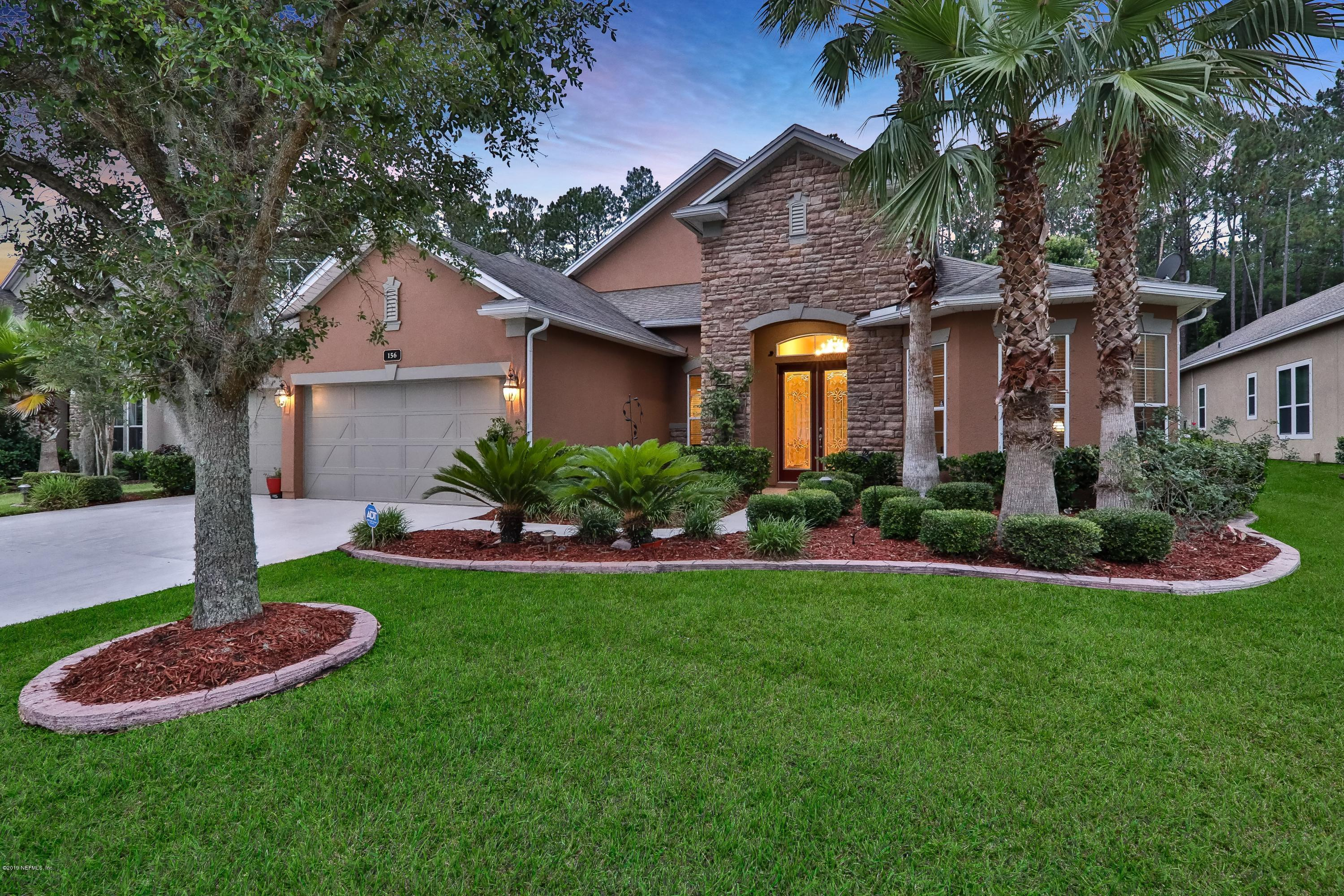 156 MYRTLE BROOK, PONTE VEDRA, FLORIDA 32081, 5 Bedrooms Bedrooms, ,4 BathroomsBathrooms,Residential - single family,For sale,MYRTLE BROOK,999638