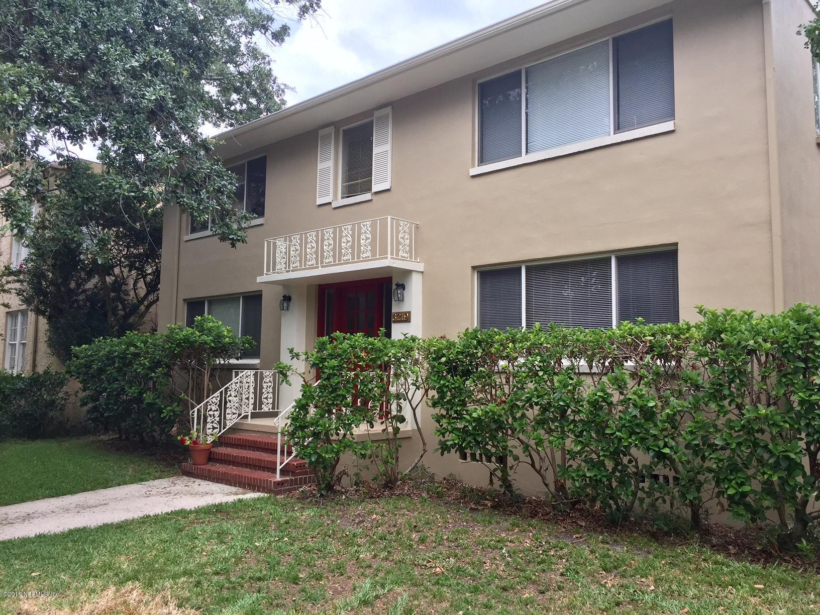 3219 OAK, JACKSONVILLE, FLORIDA 32205, 8 Bedrooms Bedrooms, ,4 BathroomsBathrooms,Multi family,For sale,OAK,999684