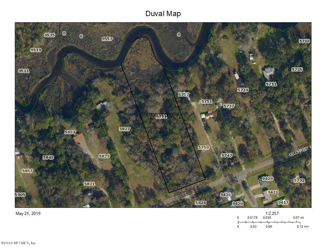 5771 GILCHRIST, JACKSONVILLE, FLORIDA 32219, ,Vacant land,For sale,GILCHRIST,999751