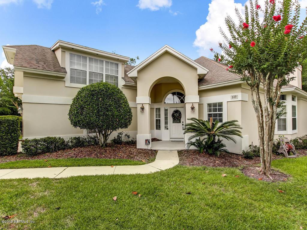 149 DEER LAKE, PONTE VEDRA BEACH, FLORIDA 32082, 3 Bedrooms Bedrooms, ,3 BathroomsBathrooms,Residential - single family,For sale,DEER LAKE,1000305