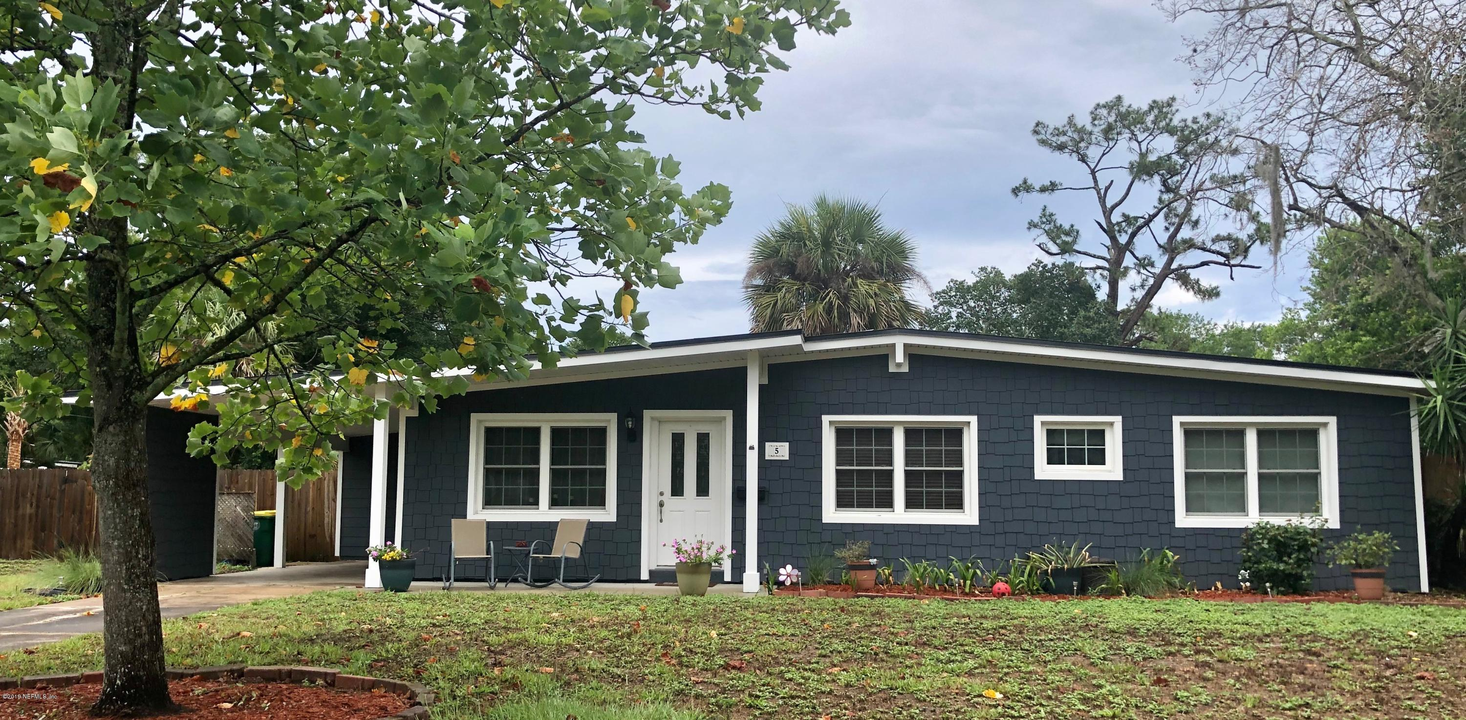 Photo of 5 OAKWOOD, JACKSONVILLE BEACH, FL 32250