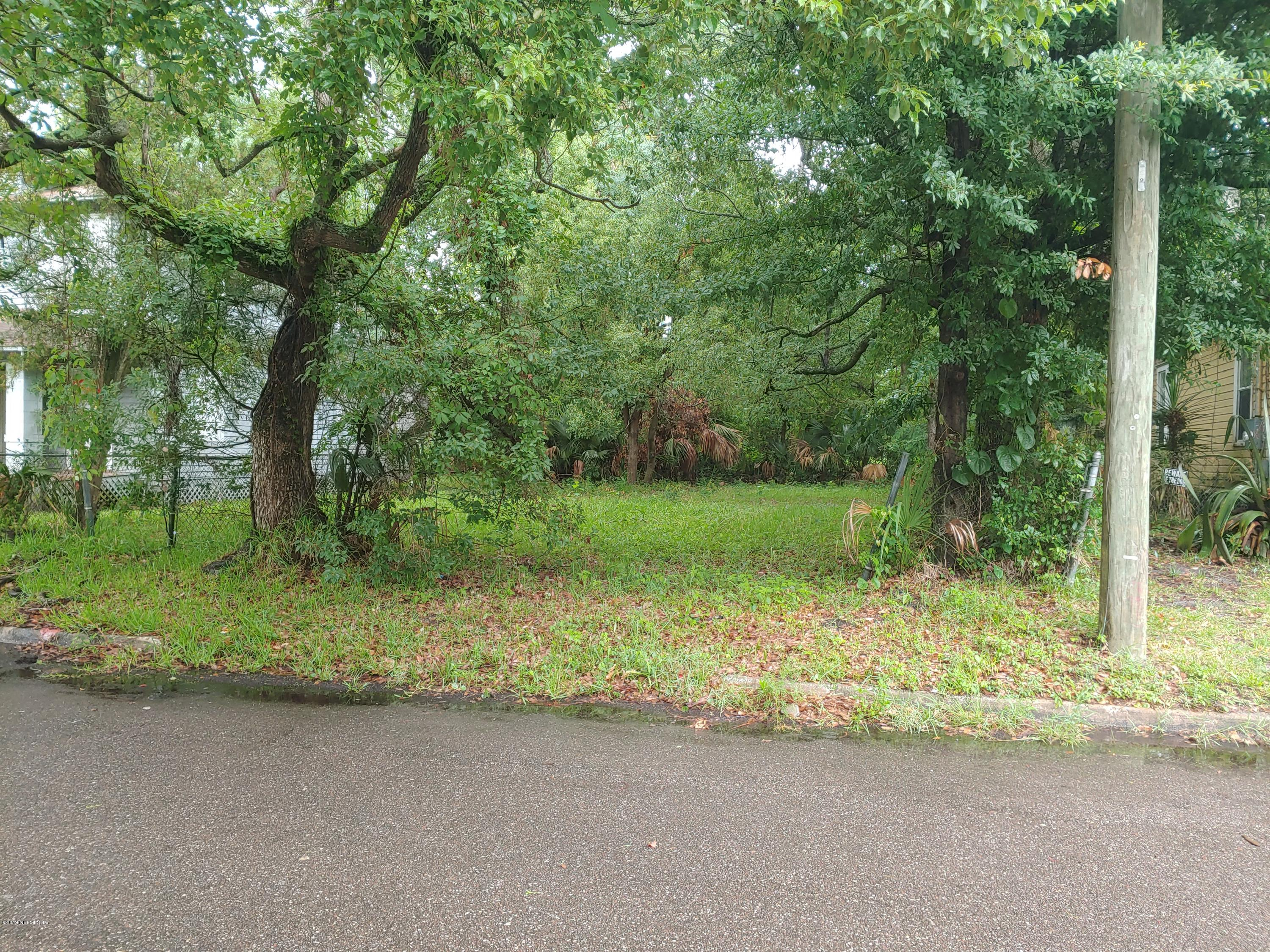0 17TH, JACKSONVILLE, FLORIDA 32209, ,Vacant land,For sale,17TH,1000565