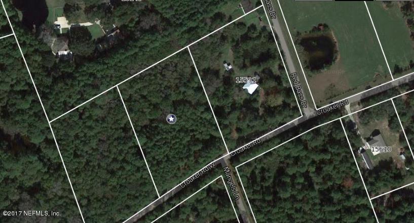 00 CROAKER, JACKSONVILLE, FLORIDA 32226, ,Vacant land,For sale,CROAKER,1000799