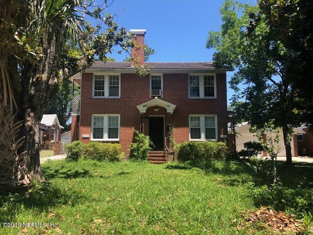 2947 DOWNING, JACKSONVILLE, FLORIDA 32205, 4 Bedrooms Bedrooms, ,2 BathroomsBathrooms,Multi family,For sale,DOWNING,1000826