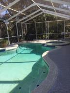 Cool off in the sparkling pool. Pool deck freshly painted.