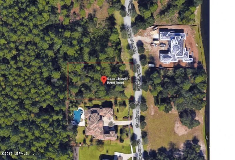 5330 CHANDLER BEND, JACKSONVILLE, FLORIDA 32224, ,Vacant land,For sale,CHANDLER BEND,1000898