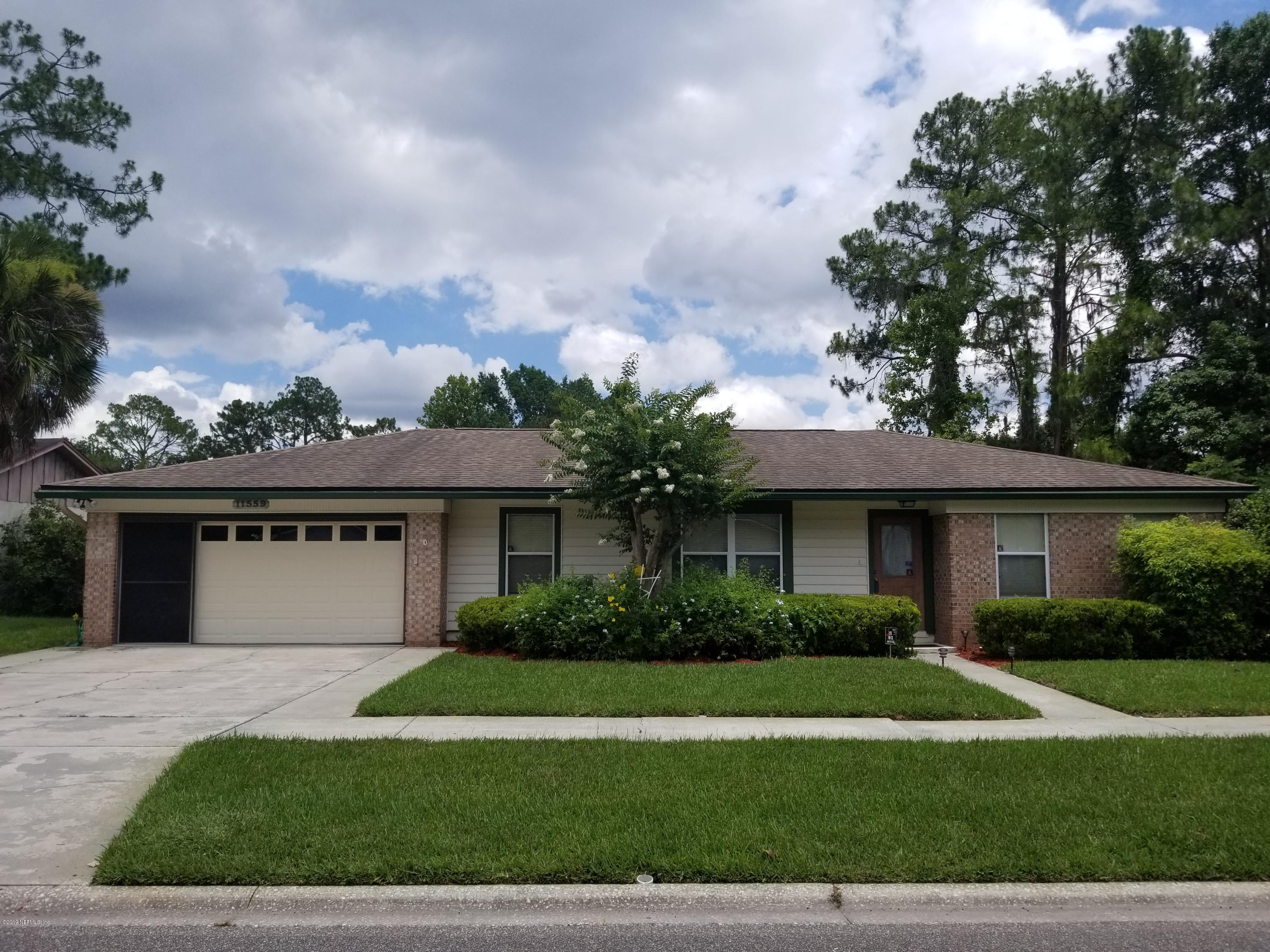 11559 RIDE, JACKSONVILLE, FLORIDA 32223, 3 Bedrooms Bedrooms, ,2 BathroomsBathrooms,Residential - single family,For sale,RIDE,1000924