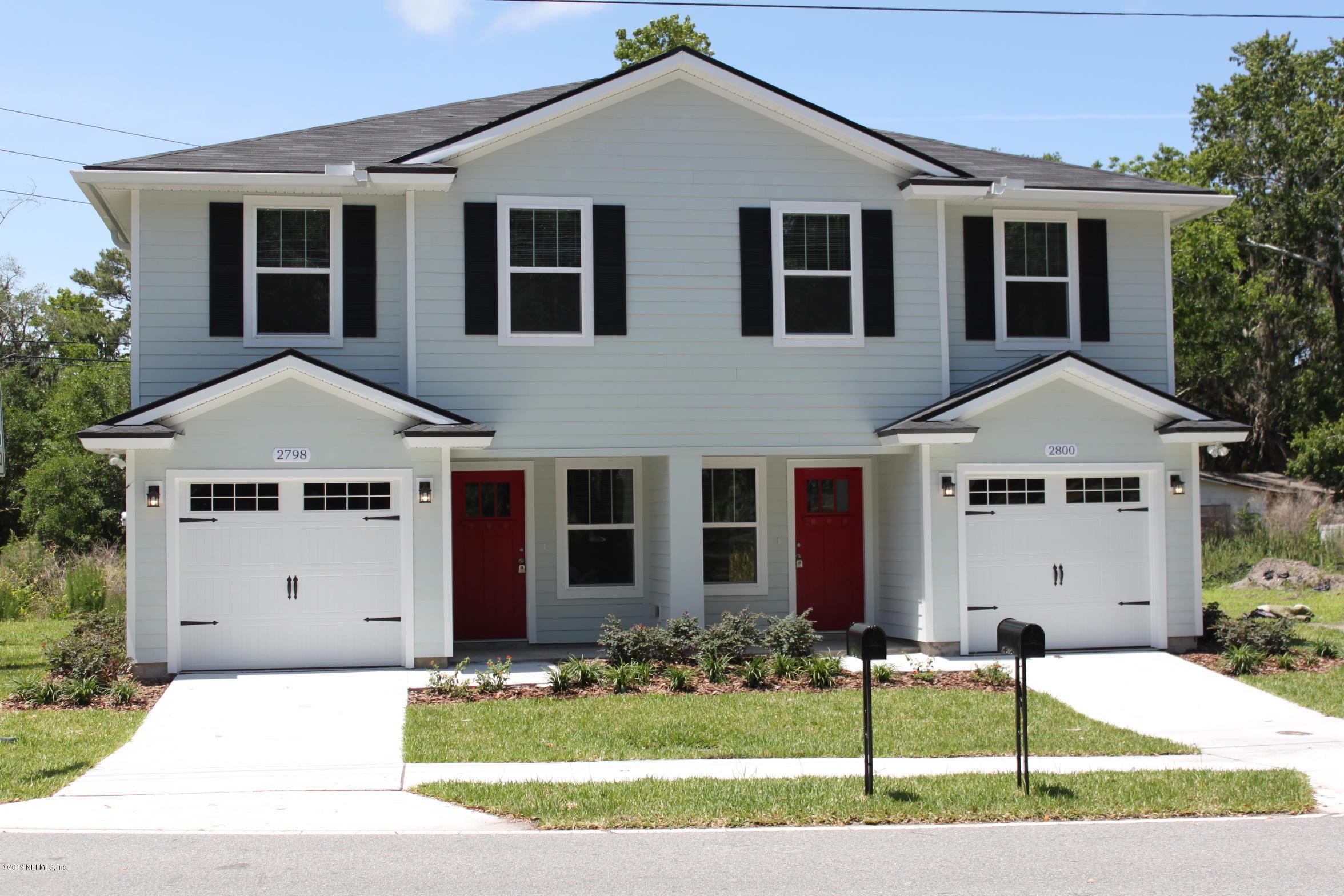 2798 Shangri La Dr Jacksonville, FL 32233