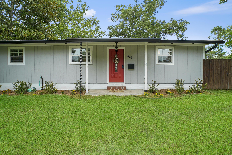 4651 Hercules Ave Jacksonville, FL 32205