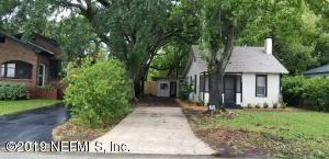 Photo of 2017 Reed Ave, Jacksonville, Fl 32207 - MLS# 1001689