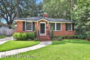 Photo of 3853 Park St, Jacksonville, Fl 32205 - MLS# 1002031