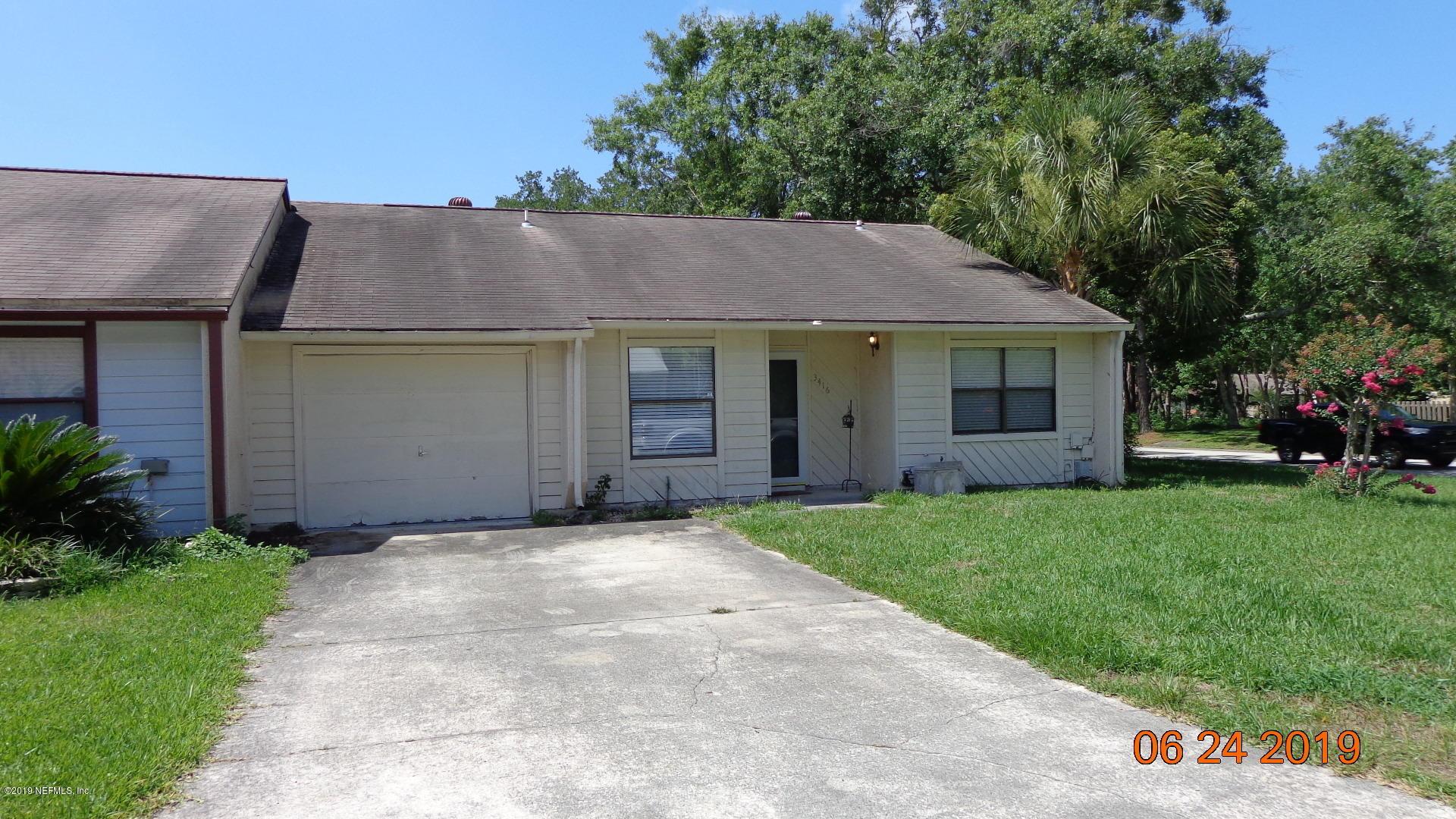 Photo of 3416 DONZI, JACKSONVILLE, FL 32223