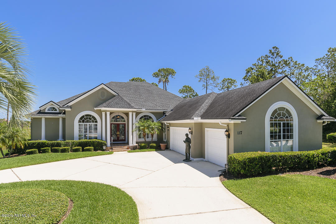 117 MARSH REED, PONTE VEDRA BEACH, FLORIDA 32082, 4 Bedrooms Bedrooms, ,2 BathroomsBathrooms,Residential - single family,For sale,MARSH REED,1003322