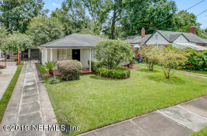 Photo of 1343 Wolfe St, Jacksonville, Fl 32205 - MLS# 1002326