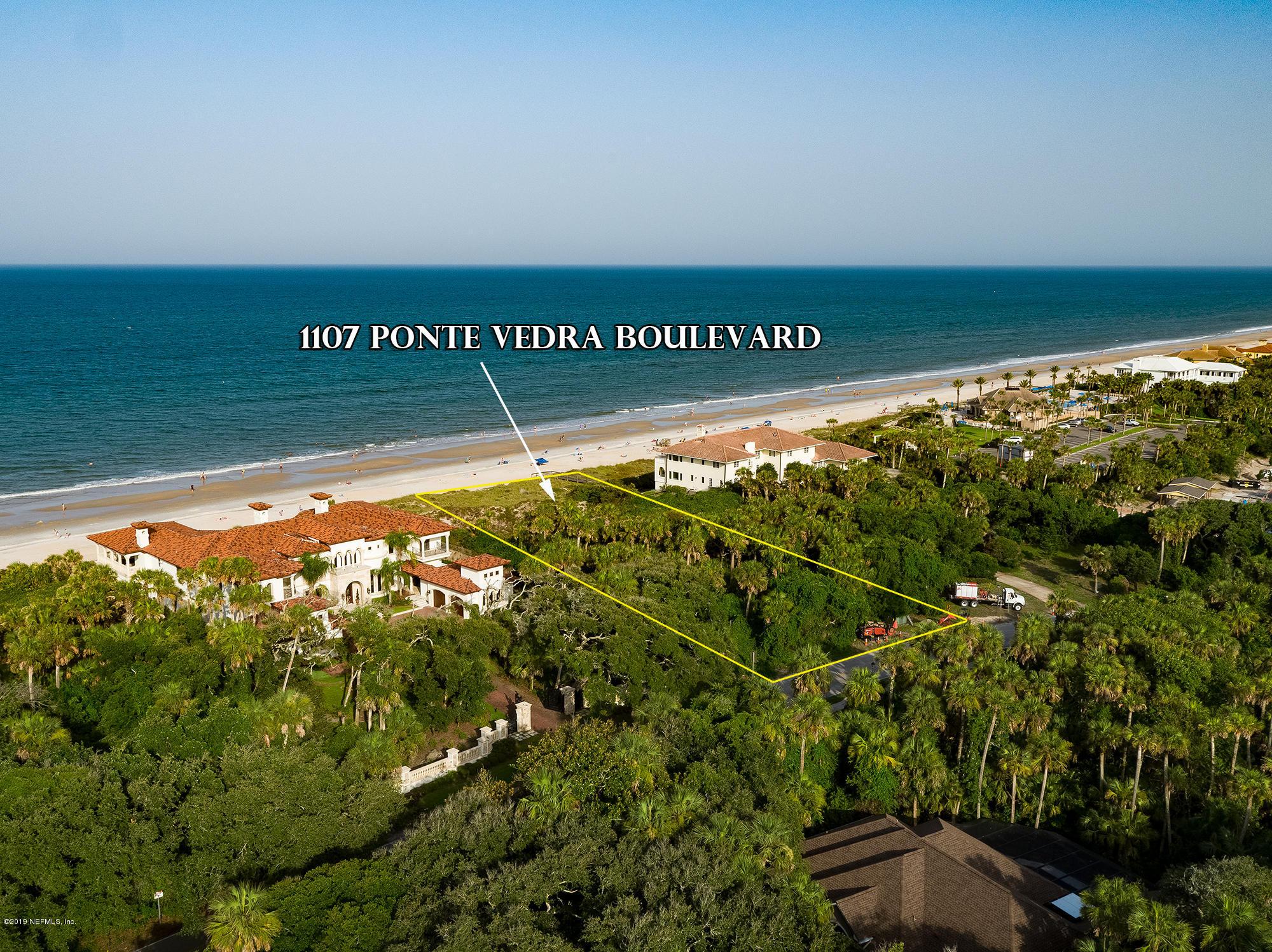 1107 PONTE VEDRA, PONTE VEDRA BEACH, FLORIDA 32082, ,Vacant land,For sale,PONTE VEDRA,1002373