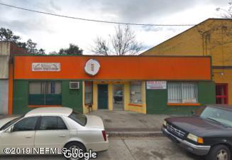 1805 -1807 MYRTLE, JACKSONVILLE, FLORIDA 32209, ,Commercial,For sale,MYRTLE,1003742
