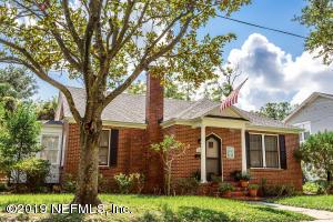Photo of 1451 Le Baron Ave, Jacksonville, Fl 32207 - MLS# 1002432