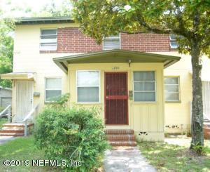 1492 W 14TH ST, JACKSONVILLE, FL 32209