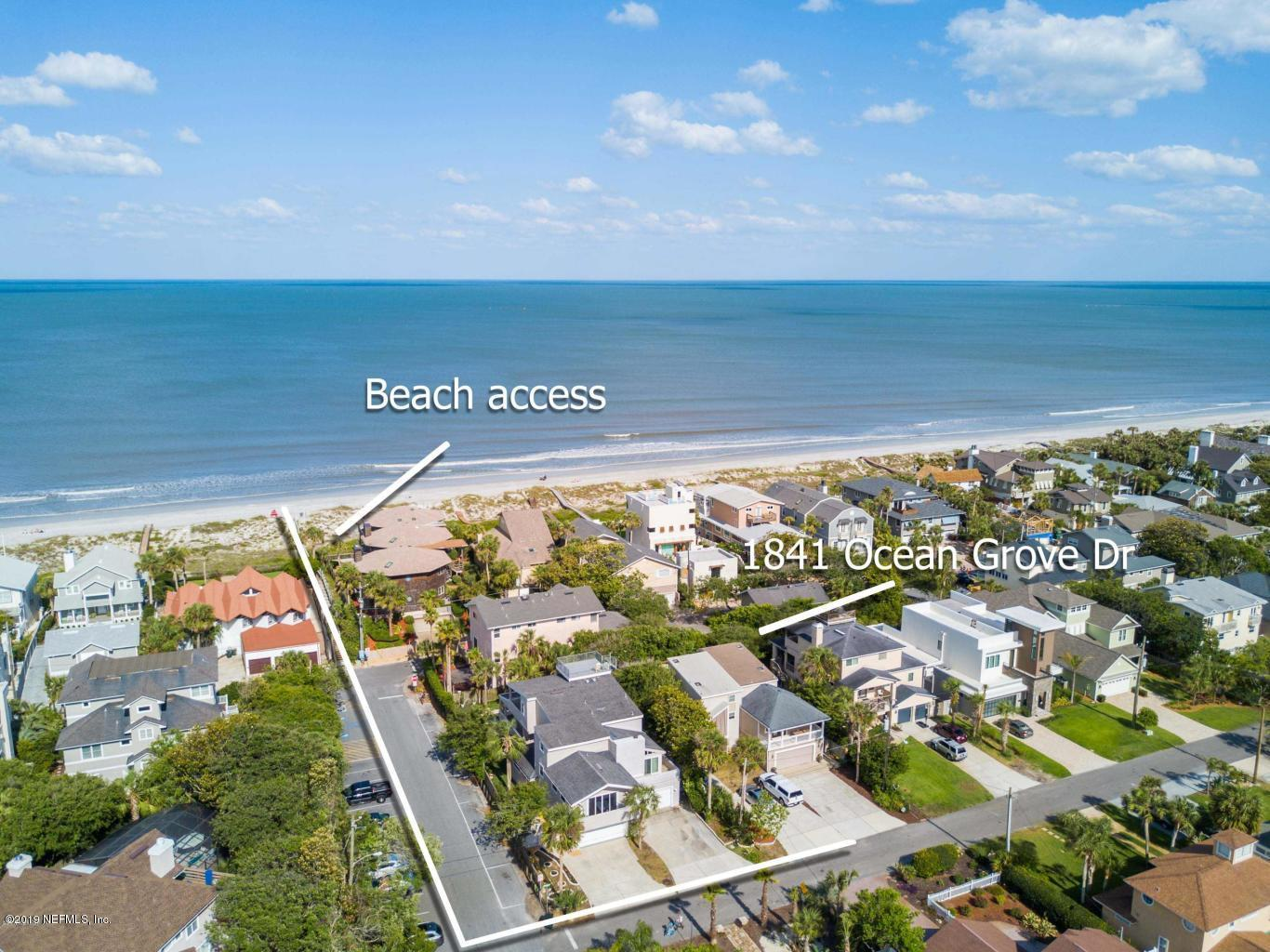 1841 OCEAN GROVE, ATLANTIC BEACH, FLORIDA 32233, 4 Bedrooms Bedrooms, ,3 BathroomsBathrooms,Residential - single family,For sale,OCEAN GROVE,1002605
