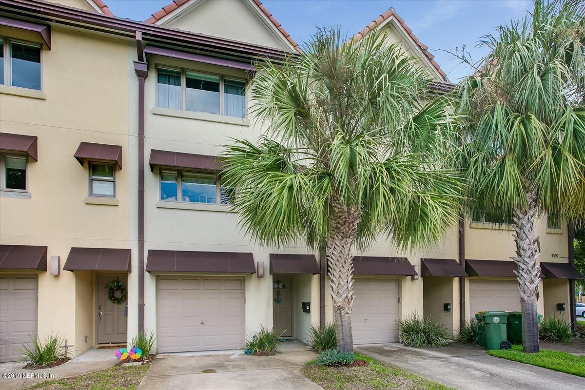 Photo of 445 8TH #C, JACKSONVILLE BEACH, FL 32250