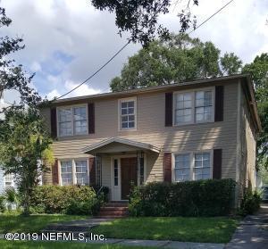 2569 HERSCHEL ST, 4, JACKSONVILLE, FL 32204