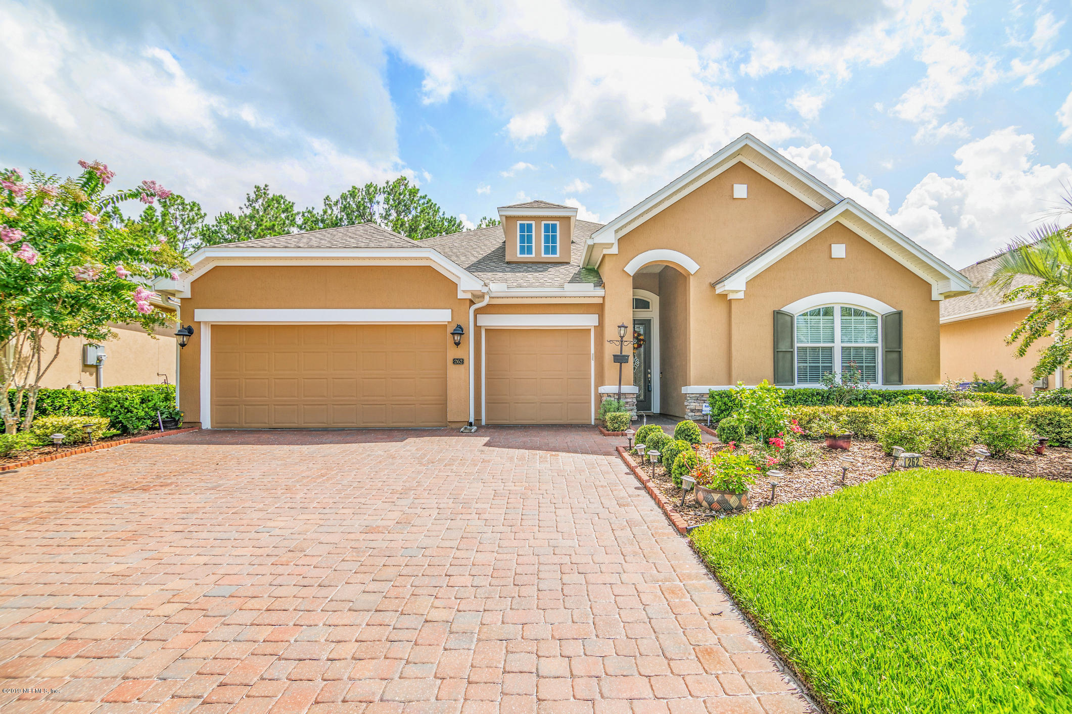 262 WOODLAND GREENS, PONTE VEDRA, FLORIDA 32081, 4 Bedrooms Bedrooms, ,4 BathroomsBathrooms,Residential - single family,For sale,WOODLAND GREENS,1004947