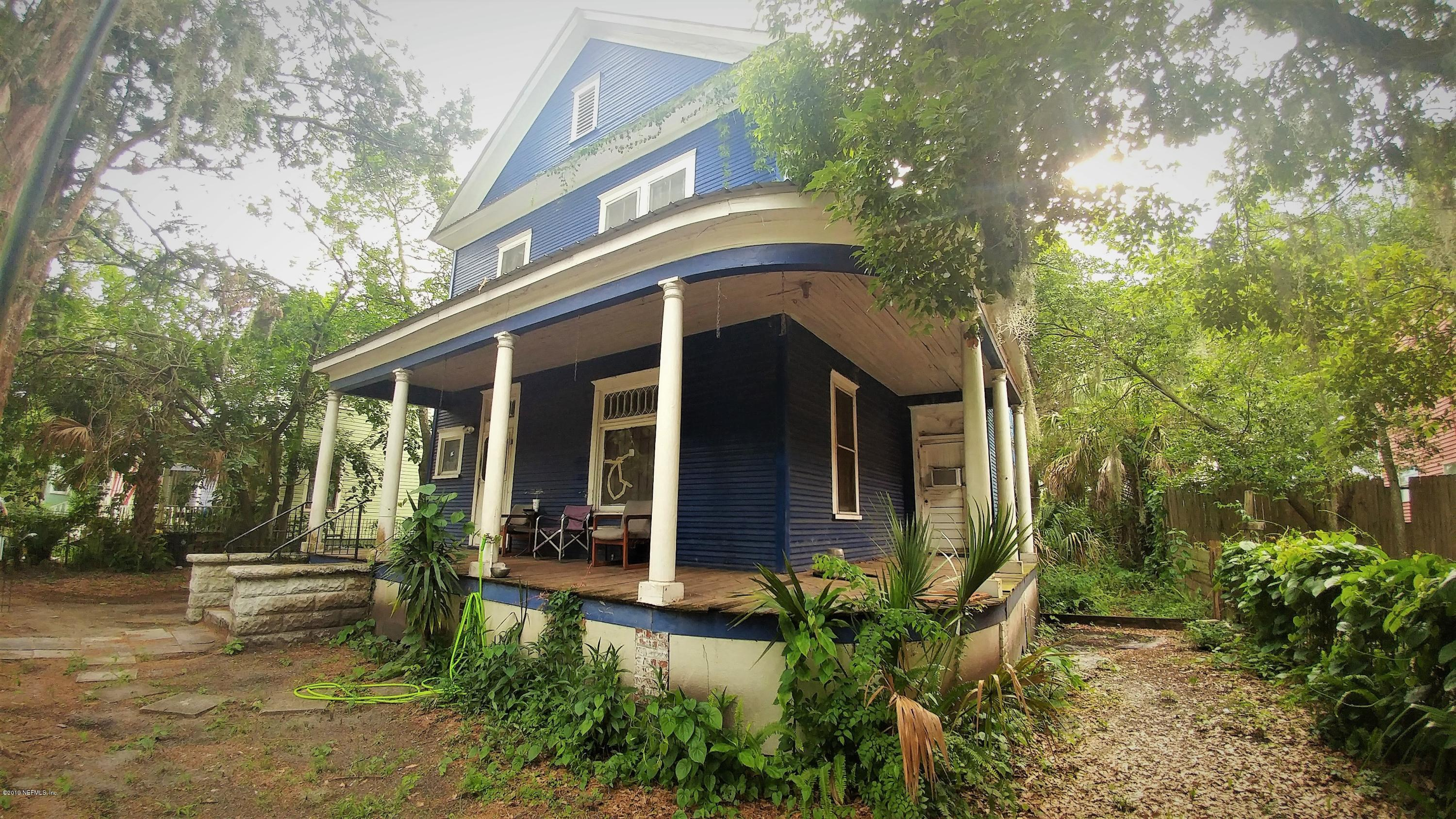 1424 HUBBARD, JACKSONVILLE, FLORIDA 32206, 3 Bedrooms Bedrooms, ,2 BathroomsBathrooms,Residential - single family,For sale,HUBBARD,1005196