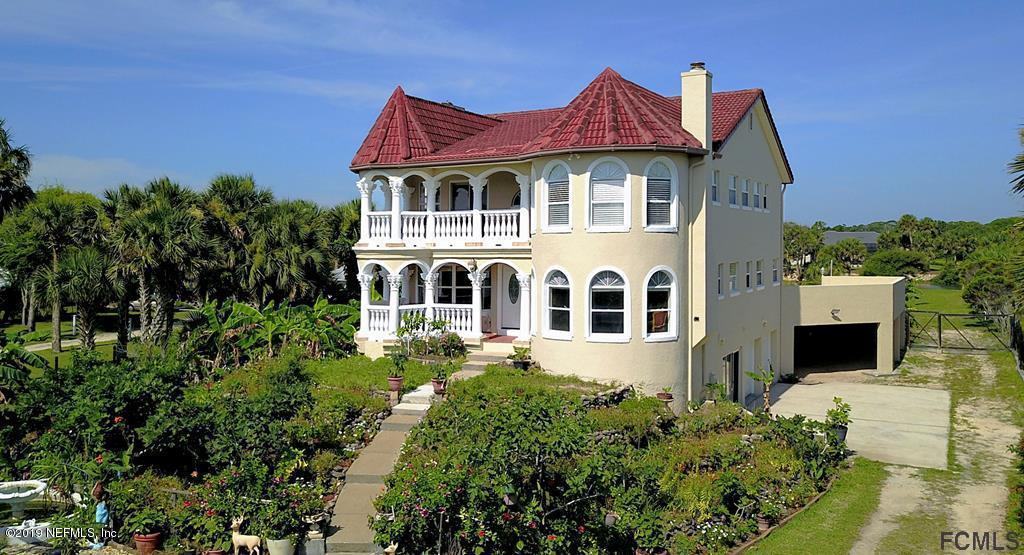 3164 OCEAN SHORE, FLAGLER BEACH, FLORIDA 32136, 5 Bedrooms Bedrooms, ,4 BathroomsBathrooms,Residential - single family,For sale,OCEAN SHORE,1005341