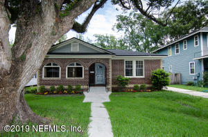 Photo of 1017 Talbot Ave, Jacksonville, Fl 32205 - MLS# 1005410