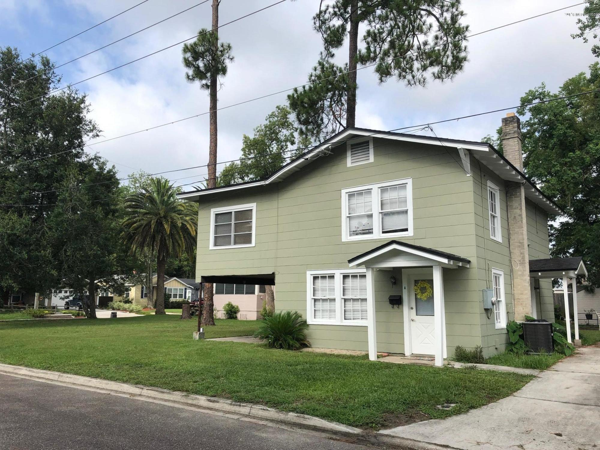 4603 Polaris St #2 Jacksonville, FL 32205