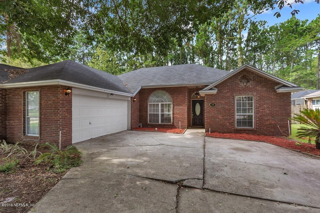 441 BUCKEYE, ST JOHNS, FLORIDA 32259, 3 Bedrooms Bedrooms, ,2 BathroomsBathrooms,Residential - single family,For sale,BUCKEYE,1007192