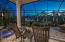 A Florida sunset from the beauty and comfort of your lanai, priceless.