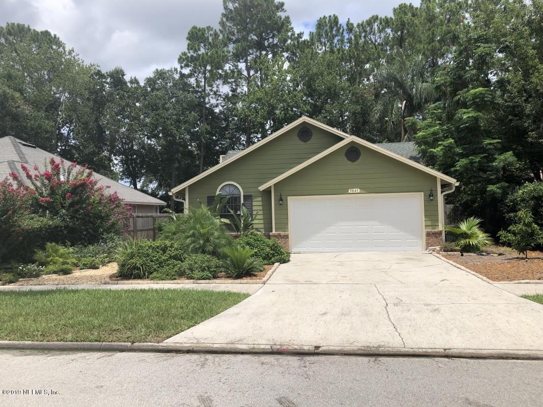 3845 Karissa Ann Pl Jacksonville, FL 32223