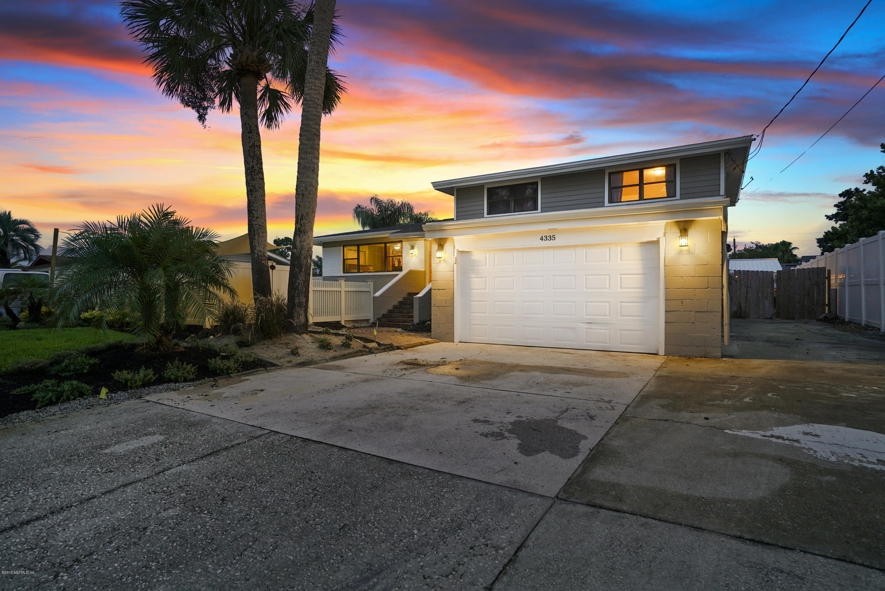 4335 COQUINA, JACKSONVILLE BEACH, FLORIDA 32250, 4 Bedrooms Bedrooms, ,4 BathroomsBathrooms,Residential - single family,For sale,COQUINA,1007962