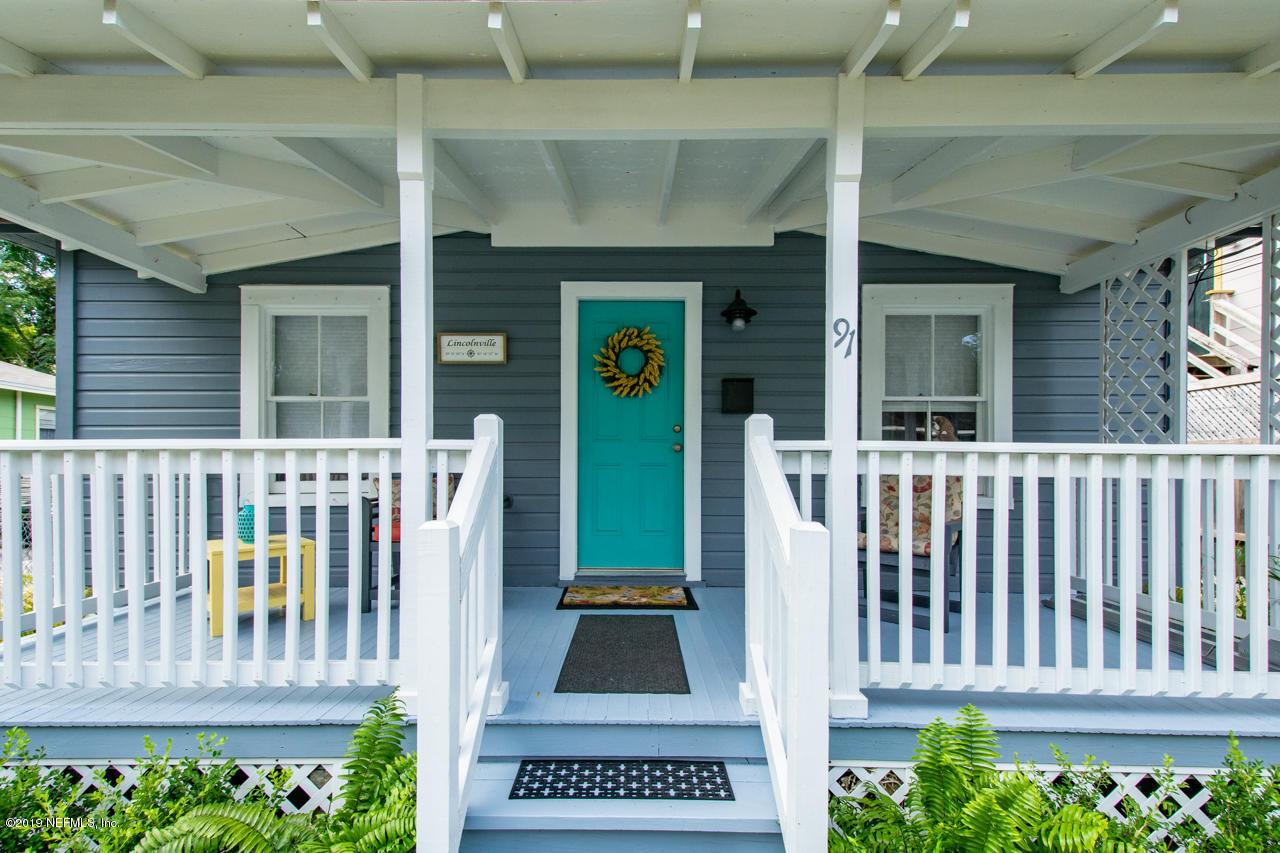 91 Keith St St Augustine, FL 32084