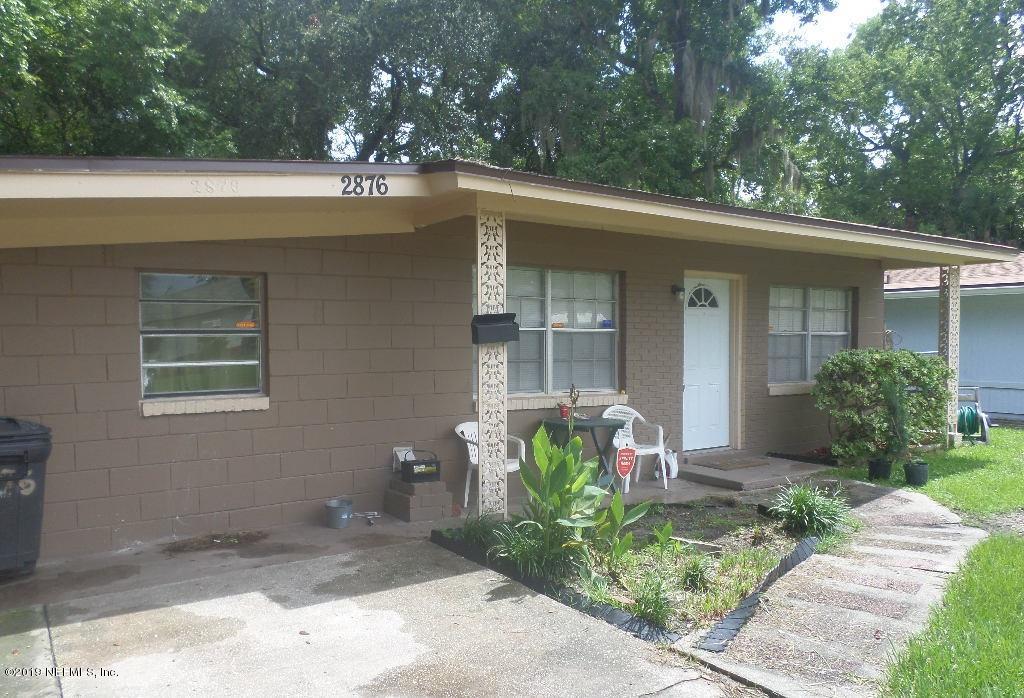 2876 Lenox Ave Jacksonville, FL 32254