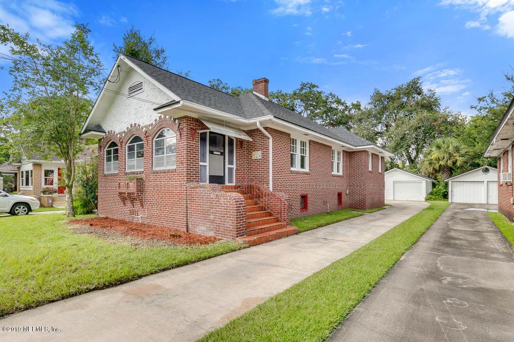 1022 Ingleside Ave Jacksonville, FL 32205