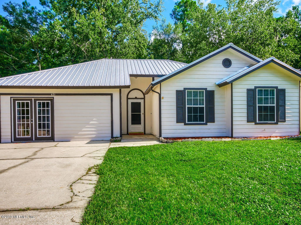 431 Moby Dick Dr Jacksonville, FL 32218