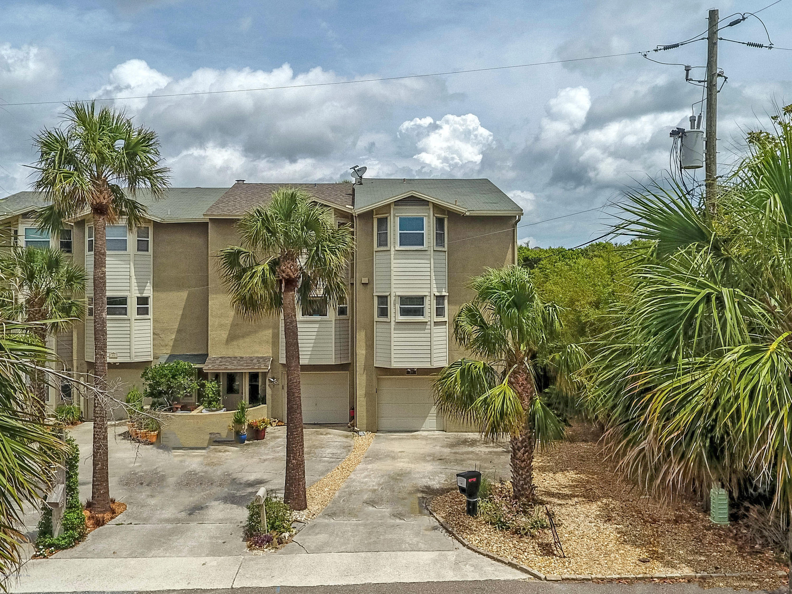 59 CORAL, ATLANTIC BEACH, FLORIDA 32233, 3 Bedrooms Bedrooms, ,3 BathroomsBathrooms,Residential - townhome,For sale,CORAL,1009029