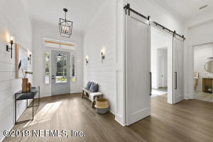 Model Home located at 1213 Neck Road in Ponte Vedra Beach