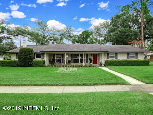 Photo of 8643 Lincolnshire Rd W, Jacksonville, Fl 32217 - MLS# 1010516