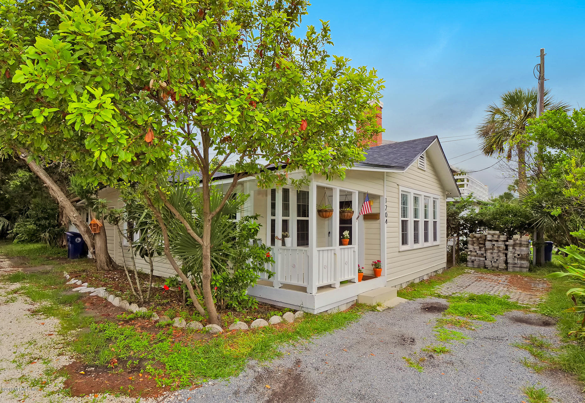 1204 1ST, NEPTUNE BEACH, FLORIDA 32266, 2 Bedrooms Bedrooms, ,1 BathroomBathrooms,Residential - single family,For sale,1ST,1009253